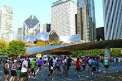 Lähme, CHICAGO Marathon 2017!