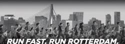 Tule meiega maratonile Spordilinna - Rotterdami!