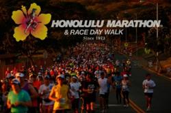Aloha Honolulu Marathon!